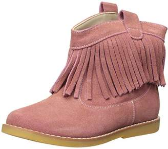 Elephantito Girls' Bootie w/Fringes-K Fashion Boot