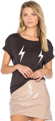 Chaser Double Lightning Tee $62 thestylecure.com