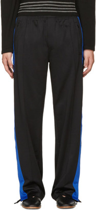 Our Legacy Black 24 Track Pants $250 thestylecure.com
