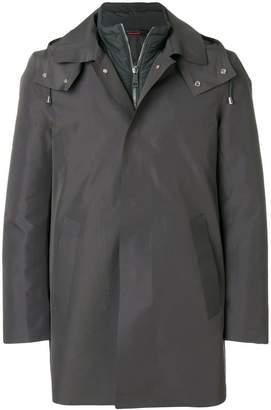Kired double layered jacket