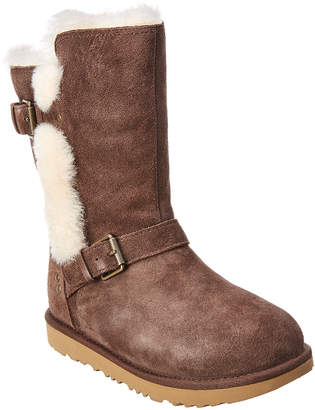 UGG Magda Water-Resistant Suede Boot