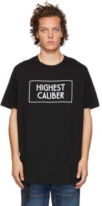 Nonnative Black Highest Caliber T-Shirt