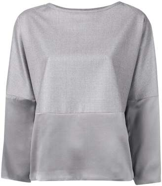 Max Mara loose-fitted blouse