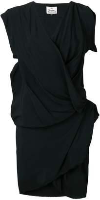 Vivienne Westwood asymmetric mini dress
