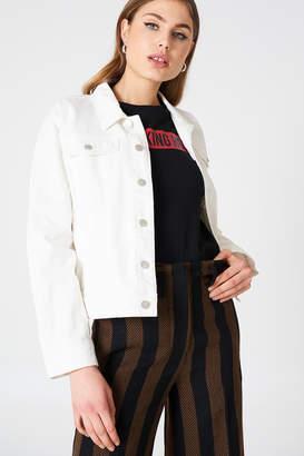 NA-KD Na Kd Oversized Denim Jacket
