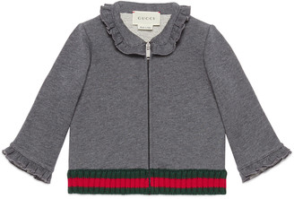 Baby sweatshirt with Web $255 thestylecure.com