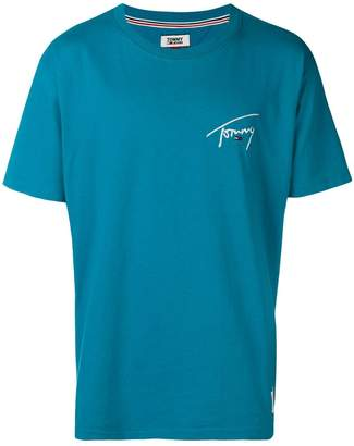 Tommy Jeans Signature logo T-shirt