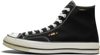 Converse Chuck 70 HI 'Dr. Woo Wear To Reveal' - Black/Sunset Gold