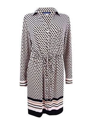 Tommy Hilfiger Women's Jersey Shirt Dress