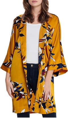Only Lds. 3/4 Kimono Woven