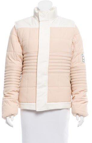 ChanelChanel Colorblock Puffer Jacket