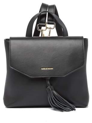 Belle & Bloom Lillian Leather Backpack