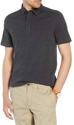 1901 Jaspe Jersey Knit Polo