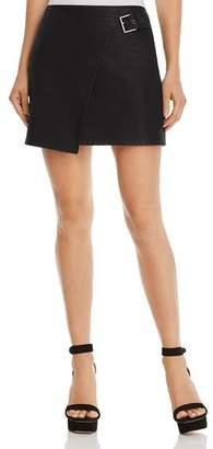 BB Dakota Fashion Killa Faux Leather Skirt