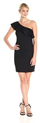 Vero Moda Women's Babia One Shoulder Dress