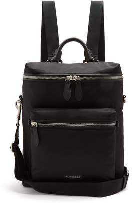 Burberry Donny zip-top backpack