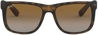 Ray-Ban Justin Rectangle Sunglasses