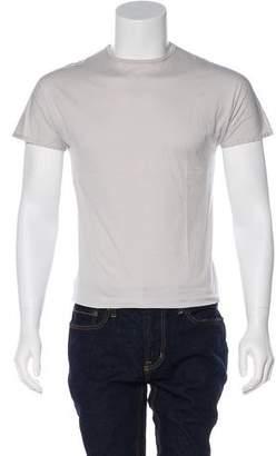 Calvin Klein Collection Crew Neck T-Shirt