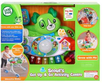 Leapfrog Toys Boys Scouts Get Up Go Activity Centre