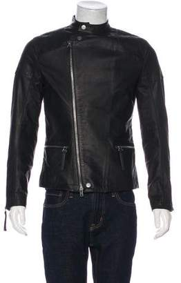 Helmut Lang Leather Rider Jacket w/ Tags