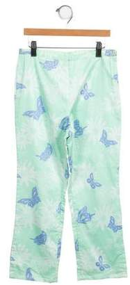 Lilly Pulitzer Girl's' Printed Pants