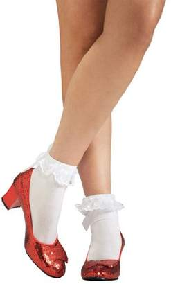 Rubie's Costume Co Costume Secret Wishes Wizard of Oz Dorothy's Ruby Slippers