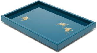 The Lacquer Company Lacquered Wood Tray