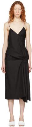 Jacquemus Black La Robe Samba Dress