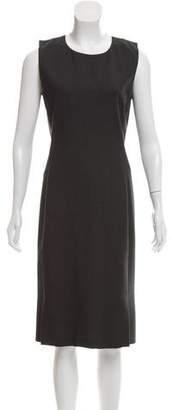 Joseph Wool Midi Dress
