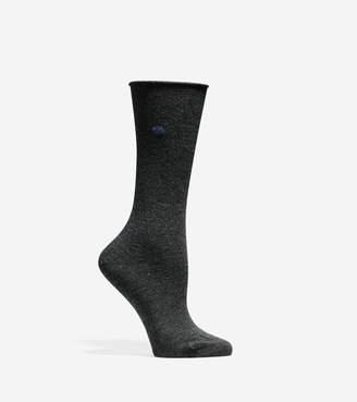 Cole Haan Roll Top Crew Socks