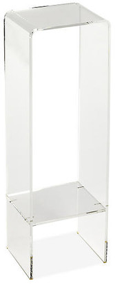 One Kings Lane Barret Side Table - Clear