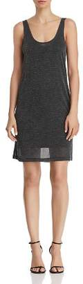 Rag & Bone Dawson Metallic Tank Dress