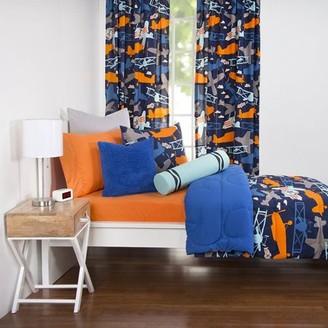 Crayola Take Flight Airplane 3-piece Comforter Set