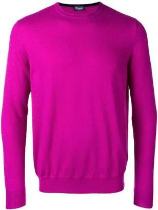 Drumohr basic cashmere jumper