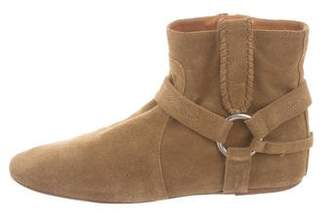 Etoile Isabel Marant Ralf Gaucho Suede Ankle Boots