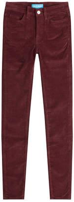 MiH Jeans Velvet Skinny Jeans