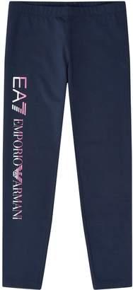 Emporio Armani Logo Print Leggings