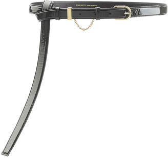 Nina Ricci Patent Leather Belt