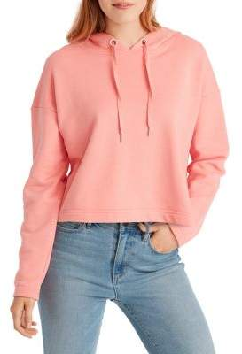Ella Moss Elise Hooded Cotton Sweatshirt