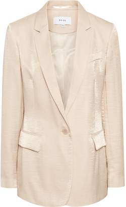 Reiss Madoc Jacket - Single-breasted Blazer in Neutral