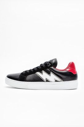 Zadig & Voltaire Zv1747 Flash Men Sneakers