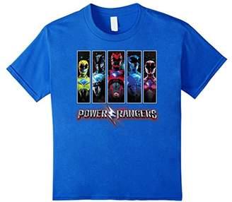 Power Rangers Movie Team Lineup Graphic T-Shirt