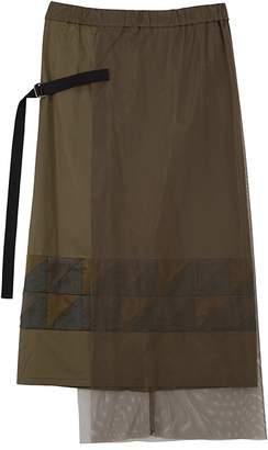 Zucca (ズッカ) - ZUCCa / パッチワークタイプライター / スカート