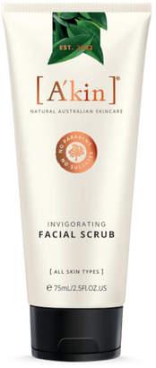 Akin A'kin Invigorating Facial Scrub 75ml