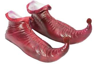 Forum Novelties Red Elf Shoes Adult Accessory