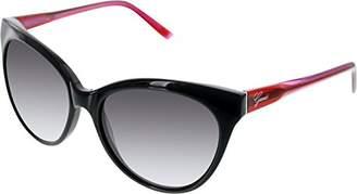 GUESS Women's Acetate Cat-Eye Cateye Sunglasses