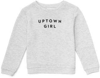 Milly Minis MillyMilly Uptown Girl Sweatshirt
