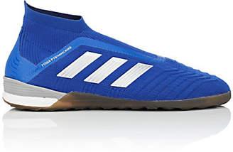 Gosha Rubchinskiy X adidas X ADIDAS MEN'S PREDATOR KNIT SNEAKERS - BLUE SIZE 10 M