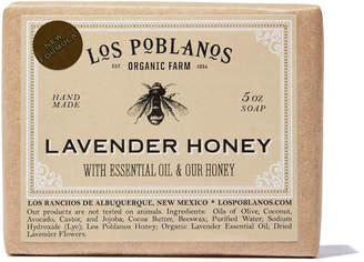 Los Poblanos Lavender Honey Bar Soap