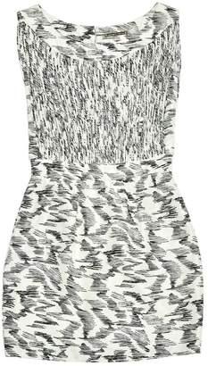 Loeffler Randall White Silk Dress for Women